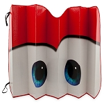Disney Car Sun Shade - Lightning McQueen
