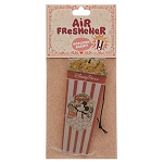 Disney Car Air Freshener - Mickey Mouse Main Street Popcorn