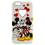 Disney IPhone 6 Case - Mickey and Minnie Mouse Heart