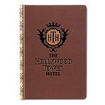 Disney Journal Notebook - Hollywood Tower Hotel