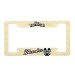 Disney License Plate Frame - Disney Vacation Club Member