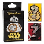 Disney Mystery Pin Set - Star Wars - The Force Awakens - 2 Pins
