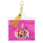 Disney Pin Lanyard Pouch with Tassel - Princesses