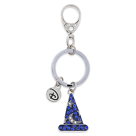 NEW Disney Parks Sorcerer Hat Mickey Mouse WDW Hollywood Studios Keychain