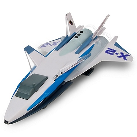 Disney Play Set - Epcot Mission Space X2 Spacecraft Toy Vehicle