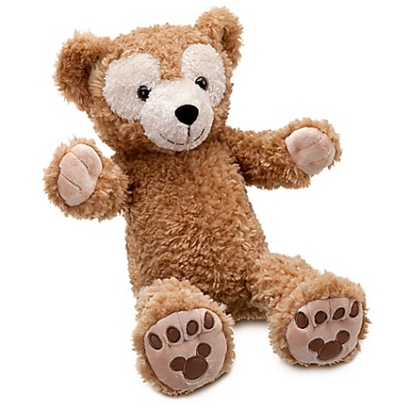 Disney Plush - Duffy the Disney Bear Plush Toy -- 17'' H