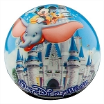 Disney Collectible Soft Baseball - Walt Disney World