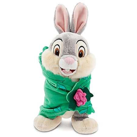 Disney's Babies Plush - Thumper - Plush Toy and Blanket