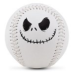 Disney Collectible Baseball - Jack Skellington