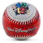 Disney Collectible Baseball - 2012 Walt Disney World - Mickey Mouse