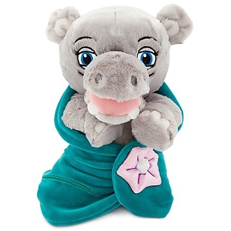 Disney's Babies Plush - Hippo - Plush Toy and Blanket
