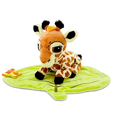 Disney S Babies Plush Giraffe Plush Toy And Blanket