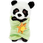 Disney's Babies Plush - Panda Bear - Plush Toy and Blanket