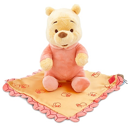 Disney s Babies Plush - Winnie the Pooh - Plush Toy and Blanket 0773f642ea4f