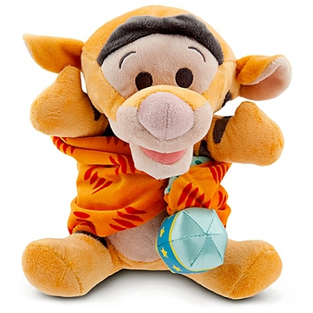 Disney's Babies Plush - Tigger - Plush Toy and Blanket