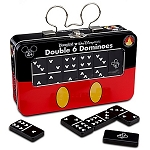 Disney Dominoes Set - Mickey Mouse