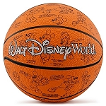 Disney Basketball - Walt Disney World Mickey Mouse