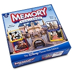 Disney Memory Challenge Game - Theme Park