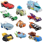 Disney Racers Set - Pixar Die Cast Car Set