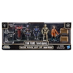 Disney Action Figure Set - Star Tours - Travel Agency