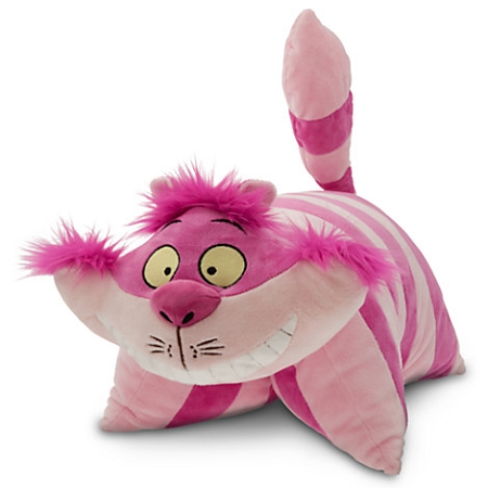 Disney Pillow Pet - Alice in Wonderland - The Cheshire Cat Pillow Plush - 20