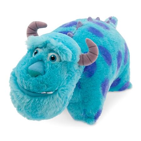 disney pillow pet monsters inc sulley plush pillow 20