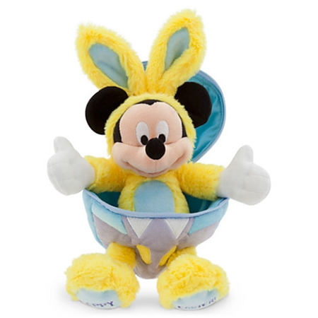 Disney Plush - Easter Egg Mickey Mouse Bunny