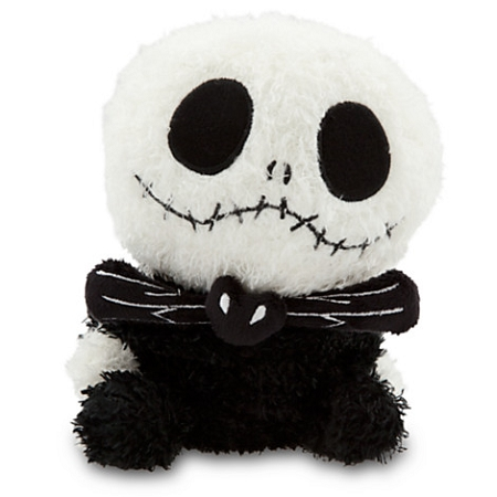 Disney Plush - Baby Jack Skellington Plush - 7