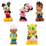 Disney Play Set - Disney Junior Squeeze Toy Set