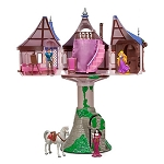 Disney Play Set - Rapunzel Tower Play Set - Tangled
