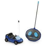 Disney Remote Control Toy - Test Track Radio Control Vehicle