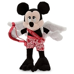 Disney Valentine's Day Plush - Mickey Mouse Cupid