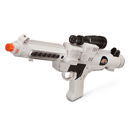 Disney Laser Rifle Toy - Star Wars Galactic Empire BlasTech E-11