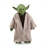 Disney Latex Figure - Yoda - Star Tours - 17''
