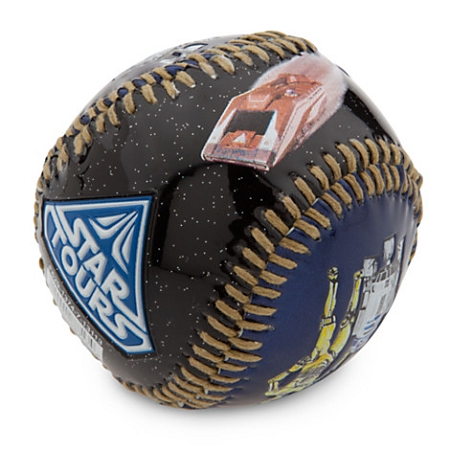 Disney Collectible Baseball - Star Wars Weekend - Star Tours
