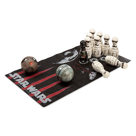 Disney Play Set - Star Wars Imperial Bowling Set