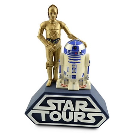 Disney Coin Bank - Star Wars Weekend - R2-D2 & C-3PO