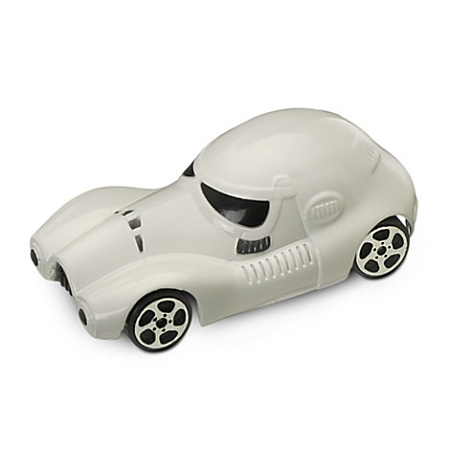 Disney Racers Car - Stormtrooper - Star Wars
