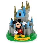 Disney Coin Bank - Magic Kingdom Castle Mickey Mouse