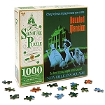 Disney Signature Puzzle - Haunted Mansion - Hitchhiking Ghosts
