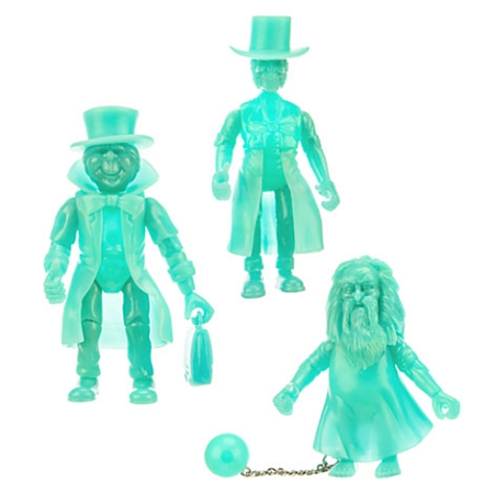 Disney Playset - Hitchhiking Ghosts Action Figure Set