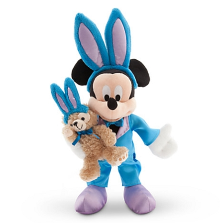Disney Plush - Easter - Mickey Mouse with Duffy - 9