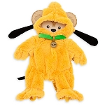 Disney Duffy the Bear Outfit - Pluto Costume - 17''