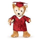 Disney Duffy the Bear Plush - Graduation - Class of 2015