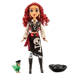Disney Attractionistas Doll - Pirates of the Caribbean - Pearl - 12''