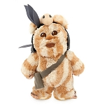 Disney Plush - Star Wars Weekends 2015 - Logray Ewok - 9