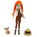 Disney Attractionistas Doll - Jungle Cruise - Nellie - 12''