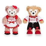 Disney Valentine's Day Plush Set - Duffy and ShellieMay - 9