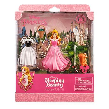 Disney Figurine Fashion Set Sleeping Beauty Aurora