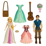 Disney Figurine Fashion Set - Rapunzel - Tangled Deluxe Play Set